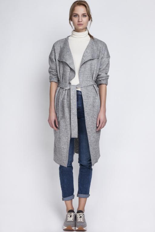 Warm coat, PA101 gray