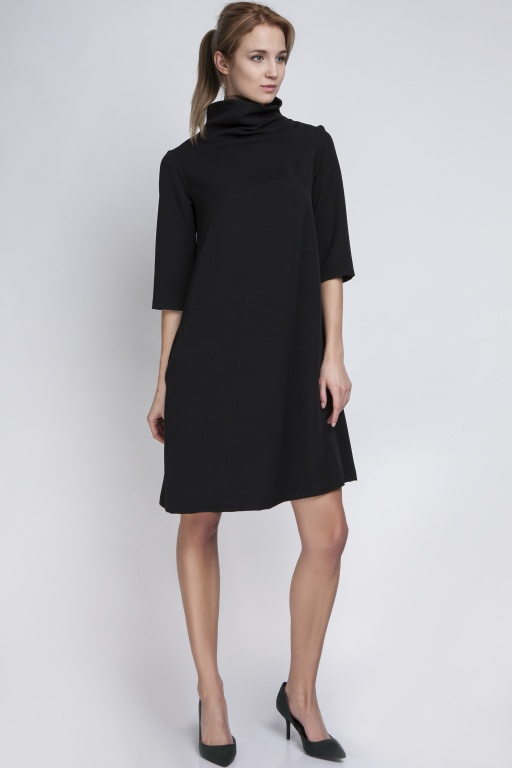 Dress with golf, SUK121 black