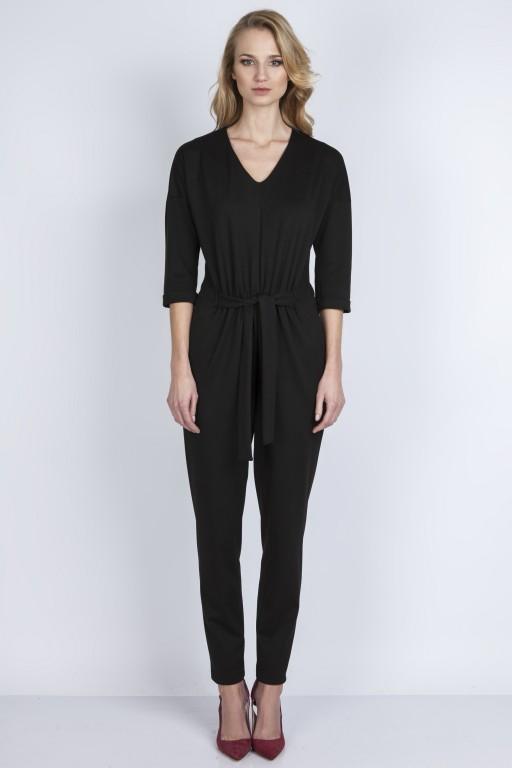 Elegant jumpsuit, KB111 black