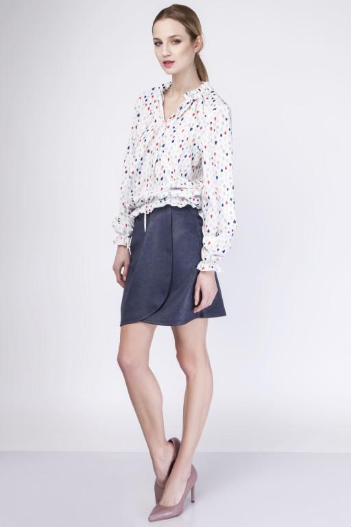 Subtle blouse, BLU129 drops