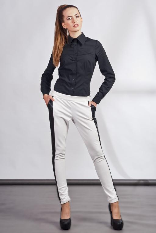 Spodnie, SD102 ecru