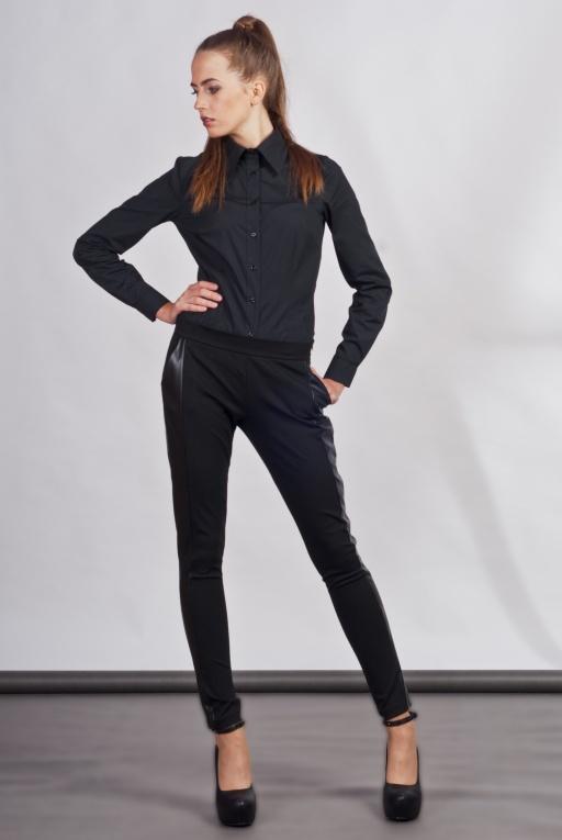 Spodnie, SD102 czarny