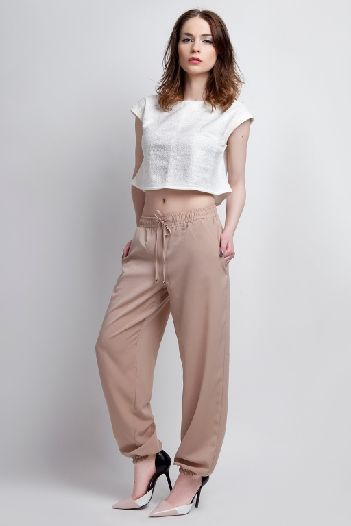 Trousers, SD105 beige