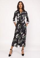 Maxi dress , SUK159 birds