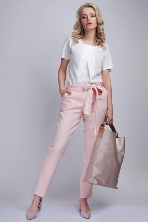 Spodnie, SD109 róż