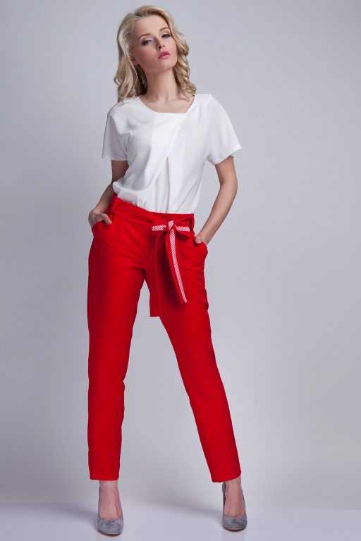 Trousers, SD109 red