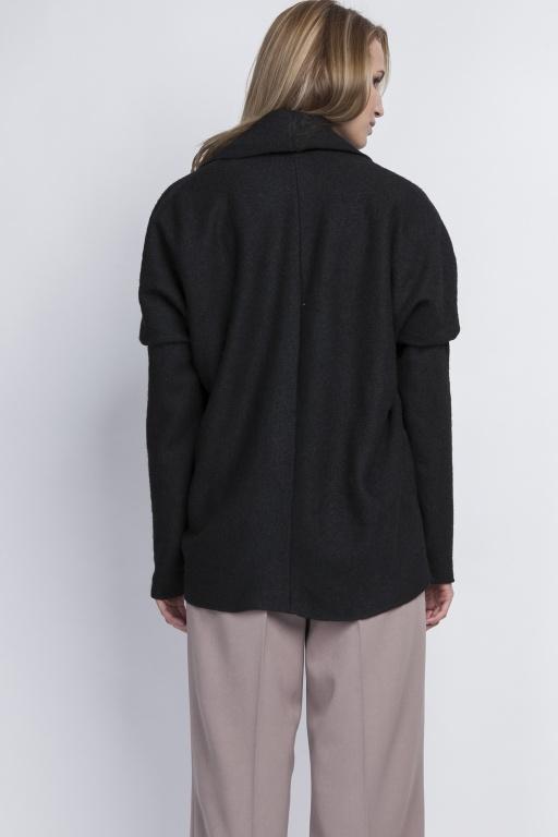 Warm coat, ZA108 black