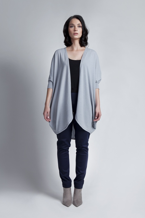 Sweater - bat, SWE 107gray