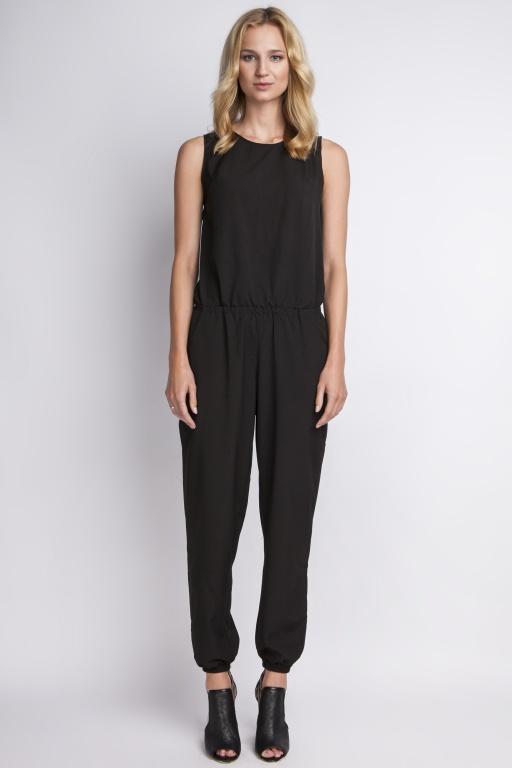 Airy jumpsuit, KB101 black