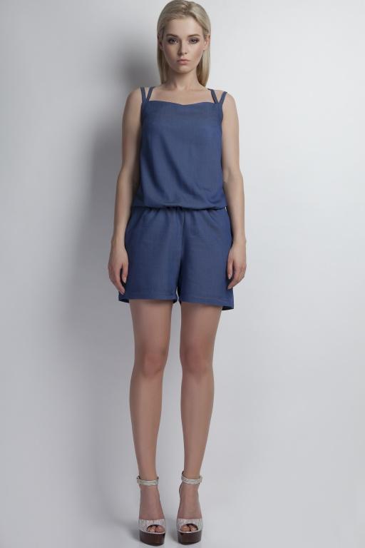 Short jumpsuit, KB106 jeans