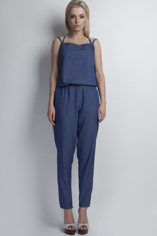 Jenas jumpsuit shoulder straps, KB105 jeans