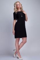 Kobieca sukienka, SUK118 czarny