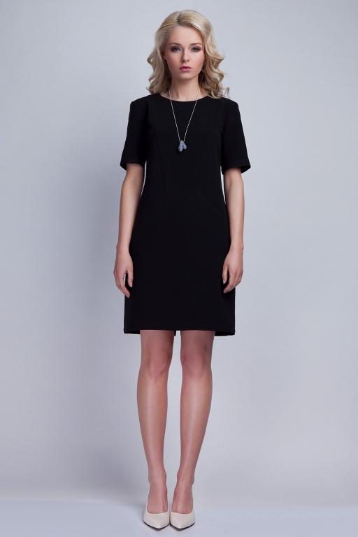 Feminine dress, SUK118 black
