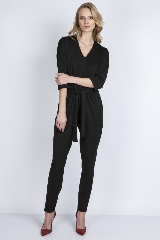 Elegant jumpsuit, KB111 black