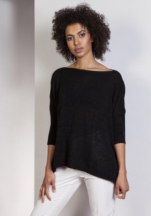 Sweater oversize, SWE114 black