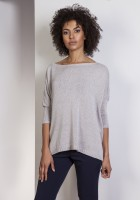 Sweater oversize, SWE114 gray
