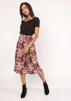 Flared skirt, SP119 pattern