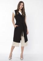 Elegant vest, KM104 black