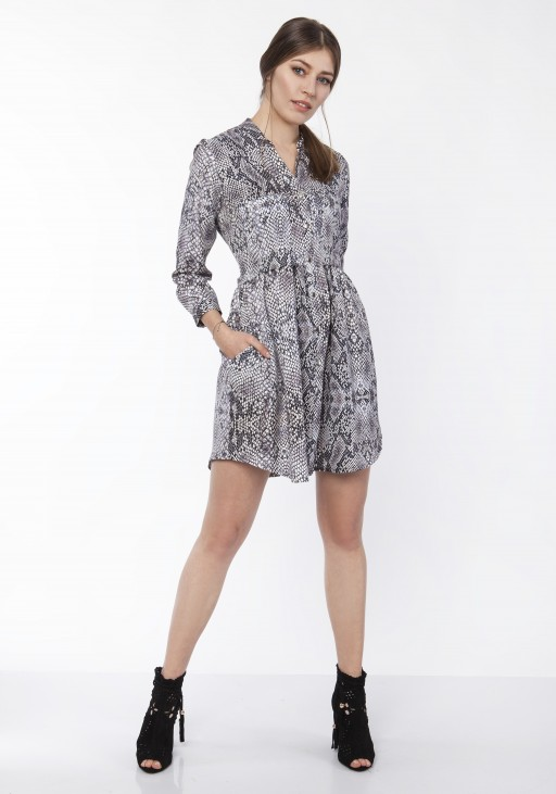 Sukienka koszulowa, SUK162