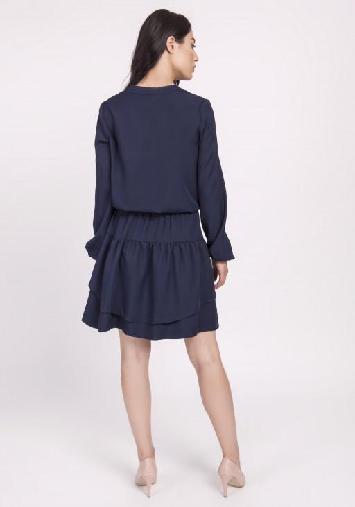 Frill dress, SUK175
