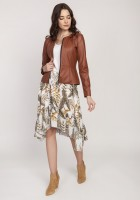 Matching jacket, ZA105 eco- leather