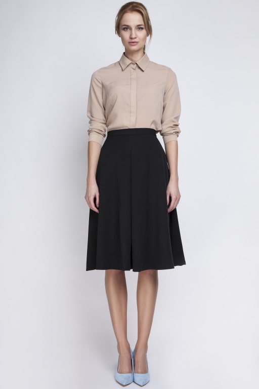 Midi skirt, SP110 black