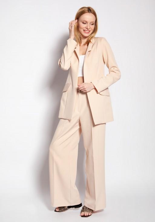 Classic jacket, ZA119 beige