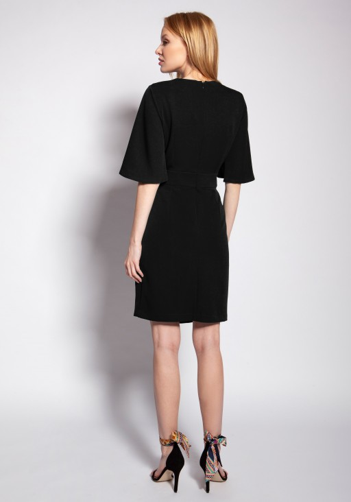Fitted dress, SUK187 black
