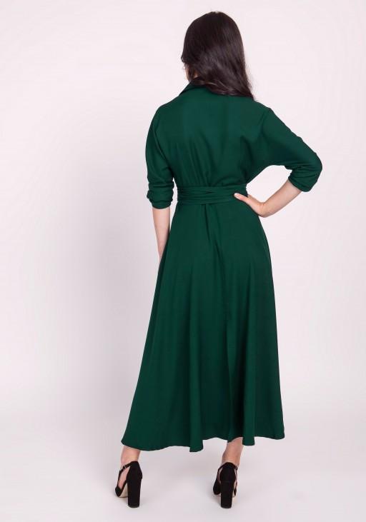 Maxi dress, SUK172 green
