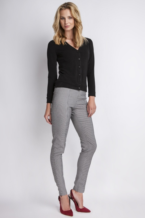 Trousers with high-waisted, SD112 pepito