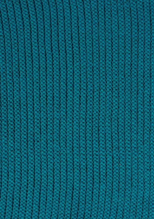 Ciepły, prążkowany komin - zielony, SZ004