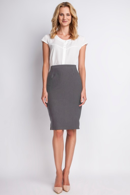 Classic skirt, SP112 graphite