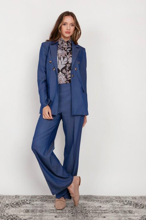 Klasyczny żakiet, ZA121 jeans