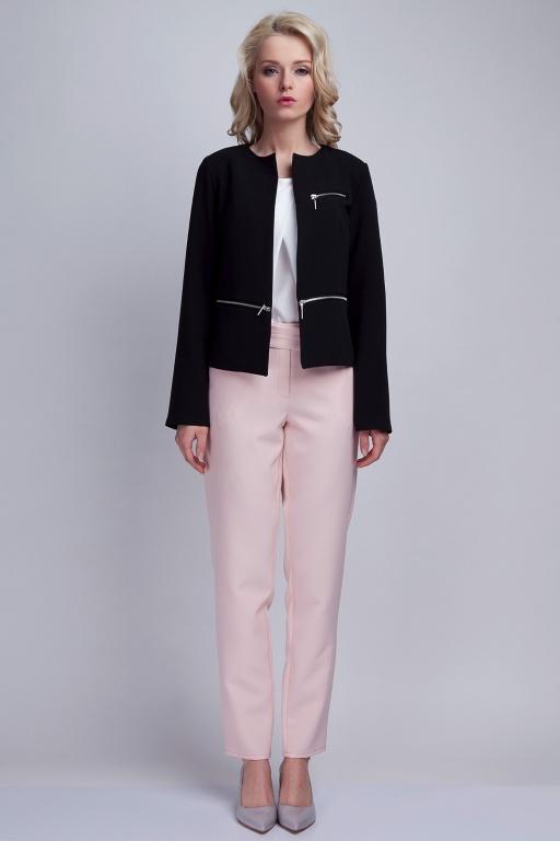 Short jacket, ZA107 black