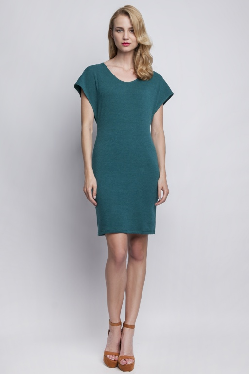 Dress fit, SUK101 green