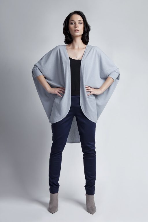 Sweater - bat, SWE107 gray