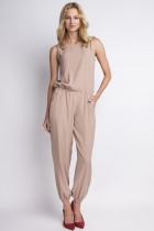 Airy jumpsuit, KB101 beige