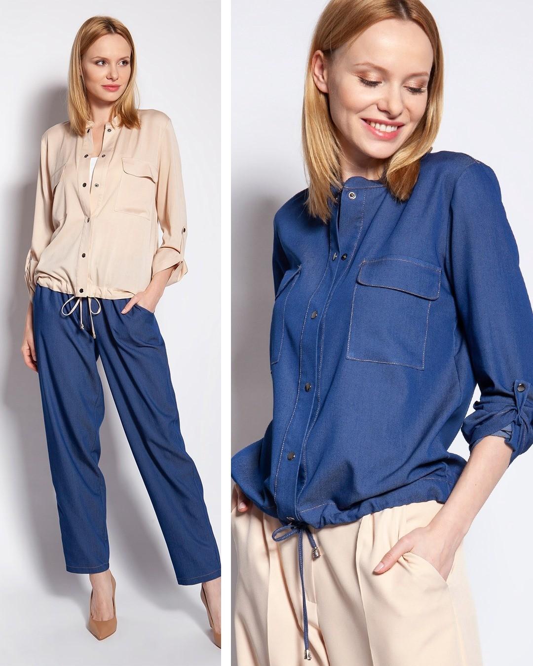 Beż + jeans czy jeans + beż? Obie opcje stylowe, obie mega wygodne, więc może – po co wybierać? #lekkakurtka #stylizacjanajesien #stylsportowy #stylswobodny #elegancja #smartcasual #casualwear #wearcasual #simpleclothes #simplyfashion #kurtka #katana