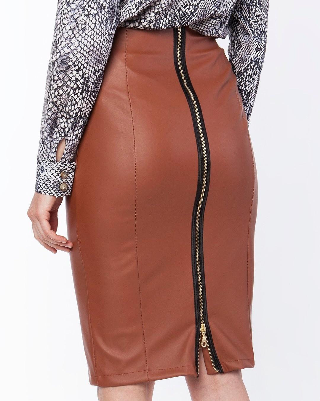 W tej spódnicy to Ty decydujesz o długości rozporka. To bardzo praktyczne i... niezwykle seksowne. #fashion #outfit #model #heels #girls #leatherfashion #leather #instagood #pretty #stylish #dress #cute #shopping #photooftheday #blouse #top #jacket #clothes #skirt #pencilskirt #leatherskirt #spódnica #spódnicaołówkowa #spodnicazsuwakiem #ołówkowa #olowkowa #spodnicaskorzana 1699