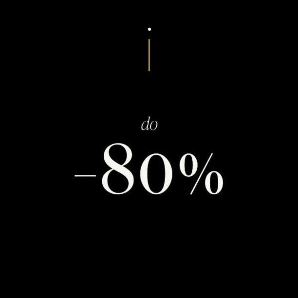 Szukasz prawdziwych perełek w najniższych cenach? Zajrzyj do naszego outletu! Końcówki kolekcji przecenione do 80% to coś, co tygryski lubią najbardziej. WWarto się pospieszyć - oferta tylko do wyczerpania zapasów. #blackweek #blackfriday #przeceny #promocje #outlet #koncowkikolekcji #taniamoda #okazjacenowa #kupujtaniej