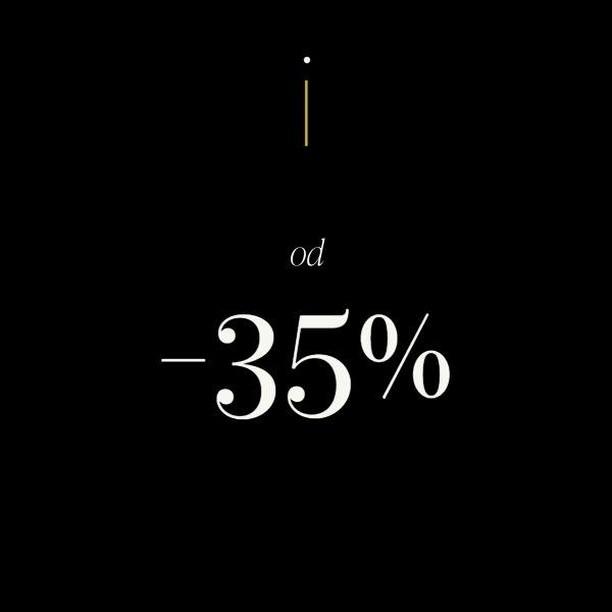 Na wszystko. Zapraszamy jeszcze dziś i jutro! #blackweek #blackfriday #promocje #rabaty #blackfridaypl #polskiblackfriday #kupujetaniej #polskamarka #polskamoda #markamodowa #fashionbrand #polishfashion #kupujelokalnie #promo #alertcenowy